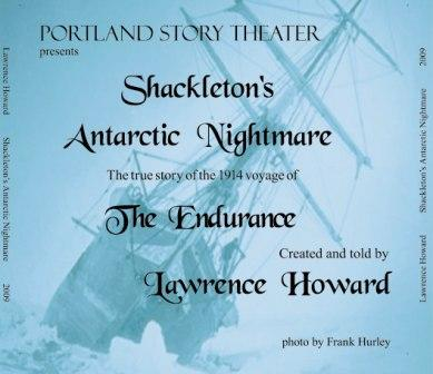 Lawrence Howard, Shackleton's Antarctic Nightmare